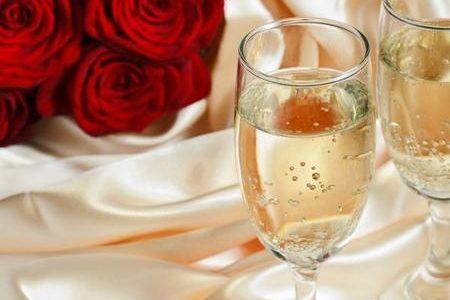 атласная свадьба