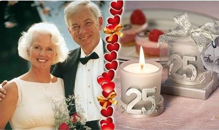 25 лет вместе