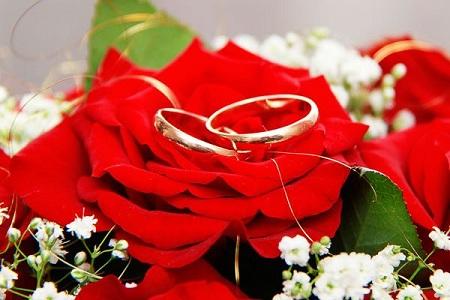 Сценарий розовой годовщины свадьбы