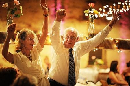 45 лет со дня свадьбы