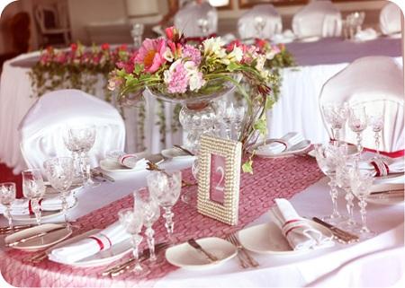Банкет на жемчужную свадьбу