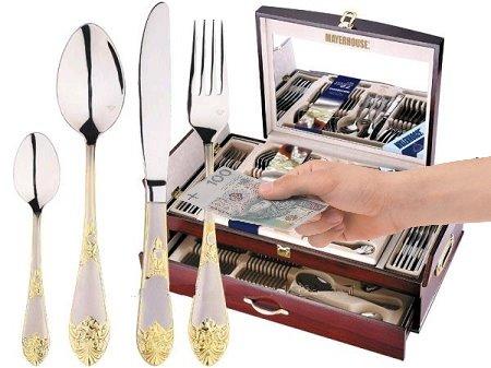 Как дарить ножи