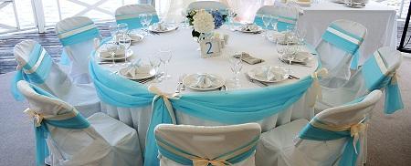 Оформление жемчужной свадьбы