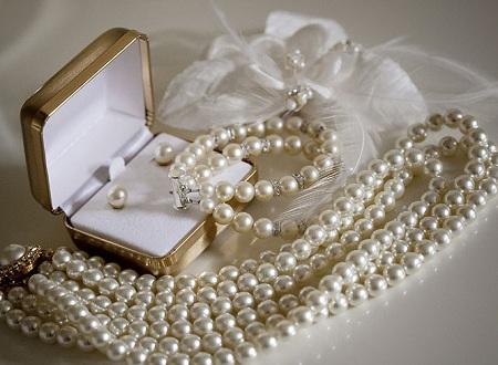 Подарки на жемчужную свадьбу