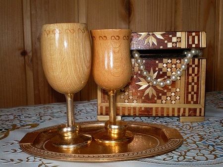 Подарок на деревянную свадьбу