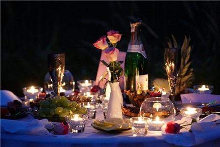 Романтический ужин в подарок
