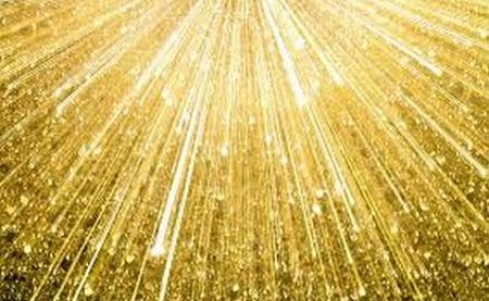 Золотой дождь для юбиляров