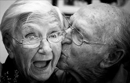 Любовь в течение 60 лет