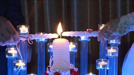 Свечи, как семейный очаг