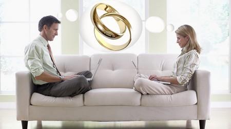 мысли о свадьбена диване