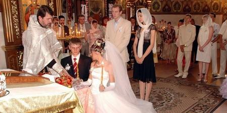 свидетели на венчании