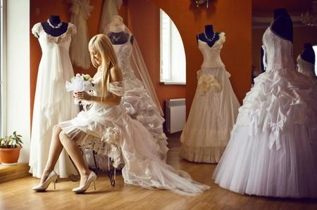 невеста и платья