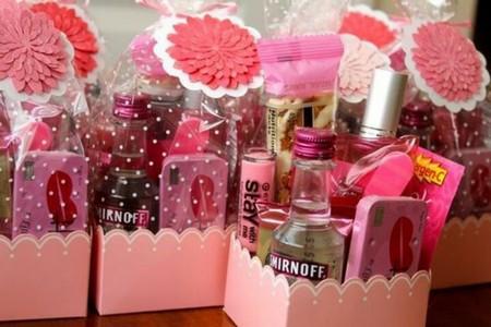 подарки на девичник