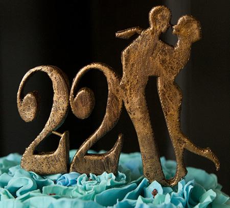 Символ свадьбы 22 года